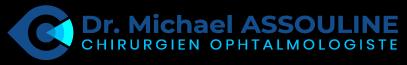logo docteur Michael Assouline chirurgien ophtalmologiste Paris